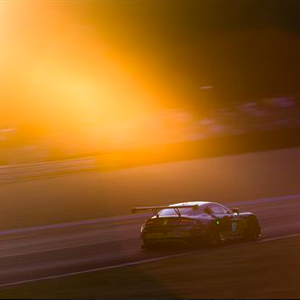 Aston Martin Racing Ready to Rumble in Mexico