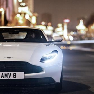 Aston Martin to be presenting partner for Pret-à-Diner dining