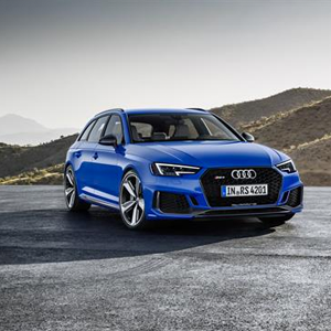 Audi RS in a new capacity
