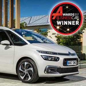 Citroën Grand C4 Picasso adds another award to the trophy cabinet