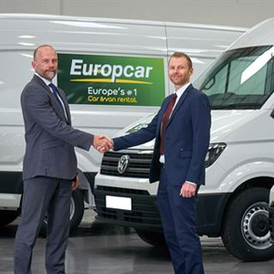 Europcar UK adds all-new Volkswagen Crafter to commercial fleet