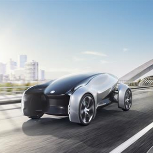 FUTURE-TYPE concept- Jaguar's vision for 2040 and beyond