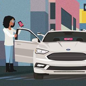 Ford and Lyft Team Up to Take Self-Driving Cars Mainstream