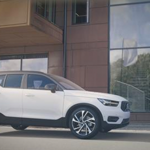 Having a new Volvo XC40 will be as hassle free as having a mobile