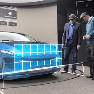 HoloLens technology