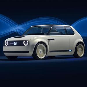 Honda Urban EV Concept - Interior