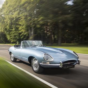 Jaguar E-Type Zero: The Most Beautiful Electric Car In The World