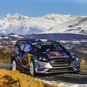 M-Sport's 2017 Ford Fiesta WRC confirmed for Rallyday