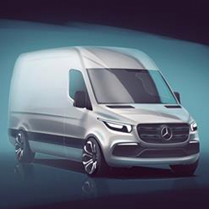 Mercedes-Benz Vans reveals first details of the new Sprinter
