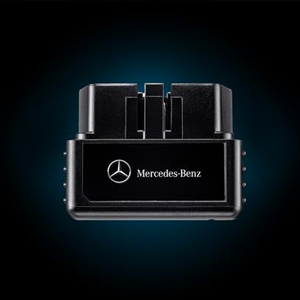 Mercedes PRO Adapter provides access to fleet management