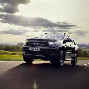 New Ford Ranger Black Edition Makes Debut at Frankfurt Motor Show