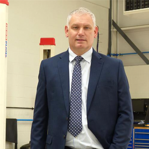 New Managing Director at Classic Motor Cars