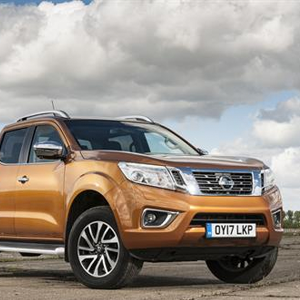 Nissan Navara picks up Best Pick-up 2018 award