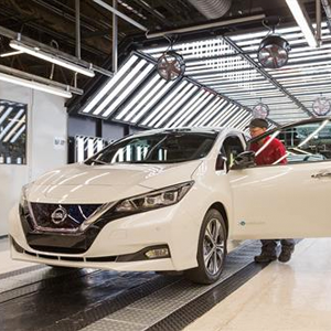 Nissan celebrates 150 million vehicles produced globally