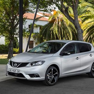 Nissan reveals new Pulsar N-Connecta Style Edition