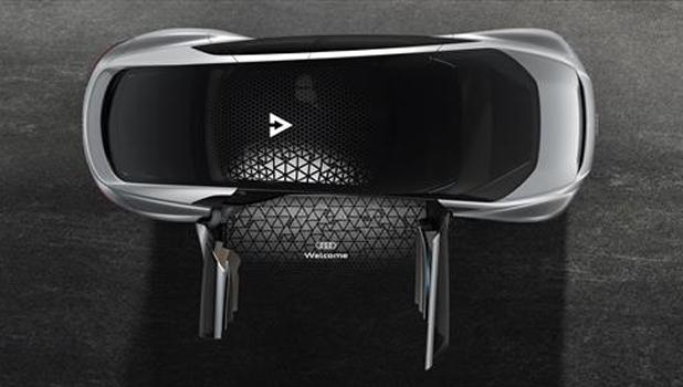 No Pedals, no steering wheel, no problem - The Audi Aicon Concept