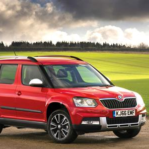 Owners rate the ŠKODA Yeti as the UK's best used car buy