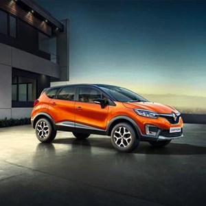 Renault Captur for sale in India