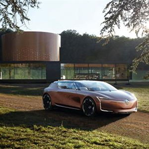 Renault SYMBIOZ A new living space for a new kind of freedom