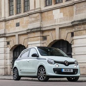 Renault Twingo Adds Chic New Iconic Special Edition