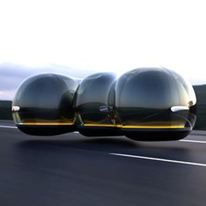 Renault and Central Saint Martins, UAL competition unveils car of the future