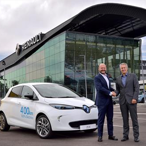 Renault and Ferrovial set up new car sharing service in Madrid