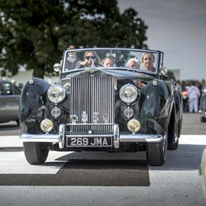 Rolls-Royce at the Goodwood Revival