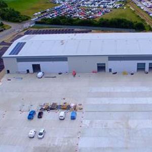 SMH Fleet Solutions facility