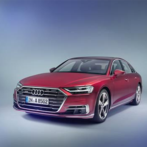 The new big top performer from Audi