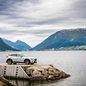 Updated Mazda CX-3 and new GT Sport take on Norway Epic Drive