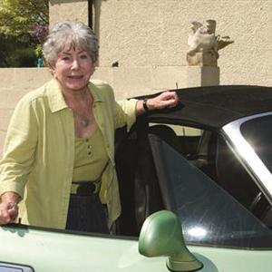 Valerie Singleton, who presents GEM's Still Safe to Drive resource