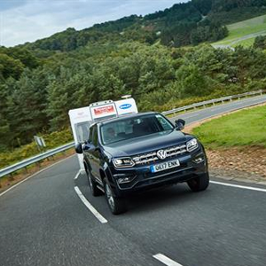 Volkswagen Amarok Pick-up Picks Up Another Top Towing Award