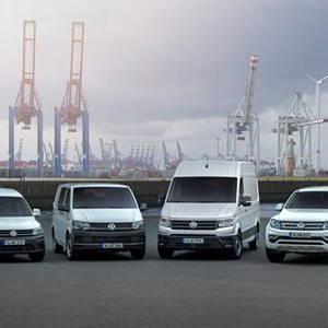 Volkswagen Commercial Vehicles delivers 323,400 vehicles