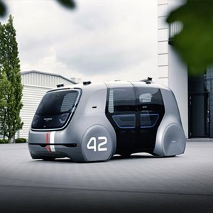 Volkswagen Group presents the latest version of its concept car