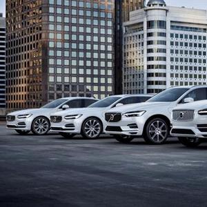 Volvo Cars T8 Twin Engine Range