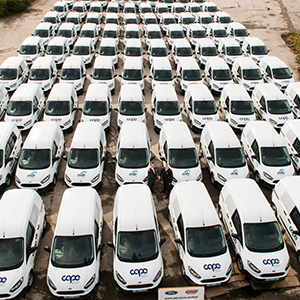 ALD Reduces Van Fleet Costs By 30% For Cape PLC