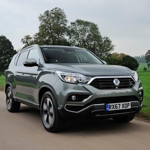 All-new SsangYong Rexton