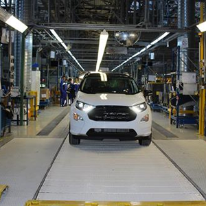 Ford investing up to €200 million in Craiova to build EcoSport