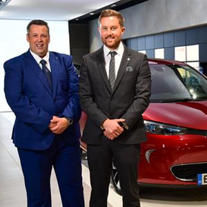 Groupe Renault appoints Electric Vehicle Sales Support Specialists