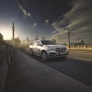 Mercedes-Benz Vans - X-Class