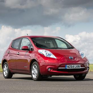 Nissan LEAF crowned 'Best EV' in Auto Express Used Car Awards
