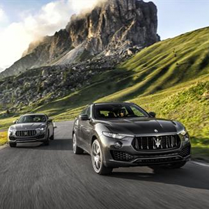 Petrol-engined Maserati Levante S arrives in UK
