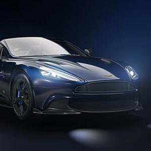Signature Edition Aston Martin Vanquish S Volante