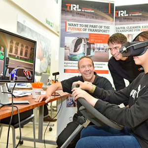 TRL Provides Clear View On Blind Spot Detection