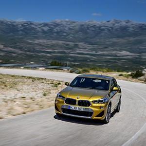 The BMW X2