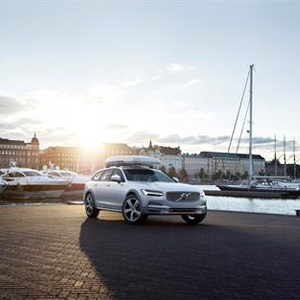 Volvo V90 Cross Country - Volvo Ocean Race
