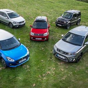 Winter Offers From Suzuki