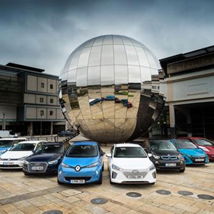 UK electric and plug-in car growth continues