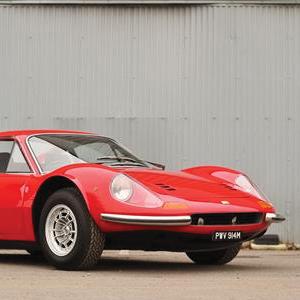 1974 Ferrari Dino 246 GT