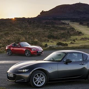 All-new Mazda MX-5 RF named Best Sports Car